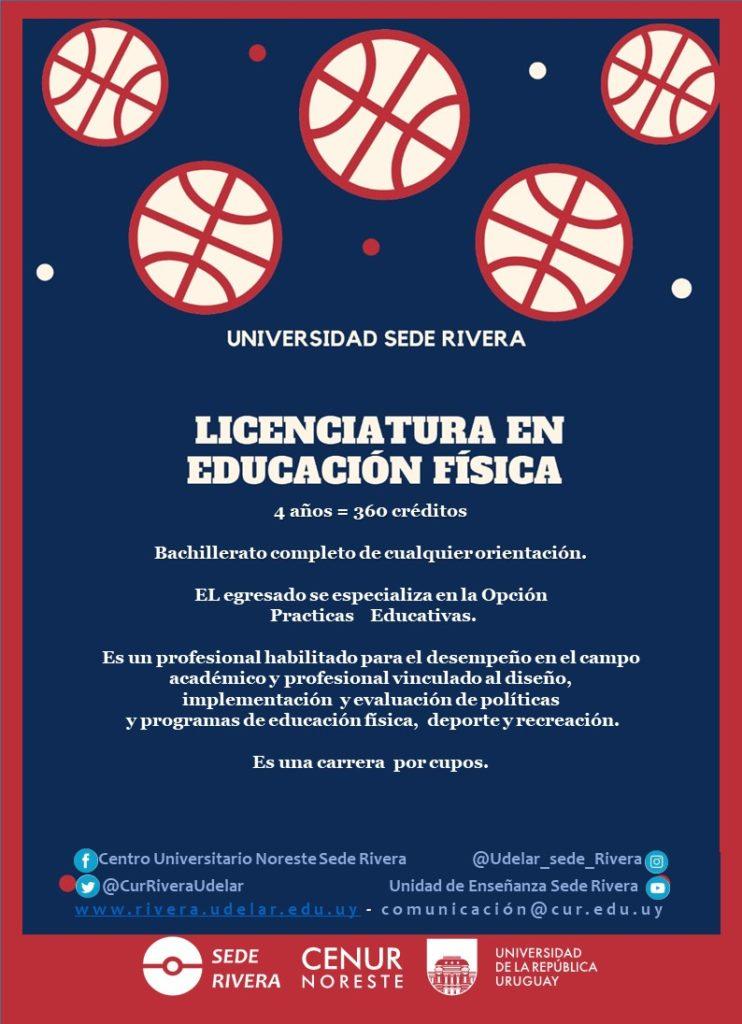 Afiche Ed. Fisica