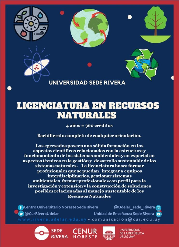 Afiche Lic. RRNN